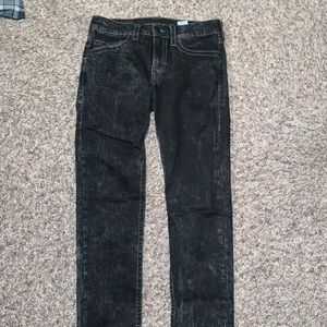True Religion Men's Black Jeans